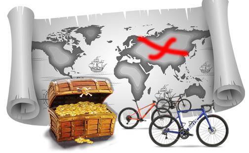 Новые приключения в велоклубе